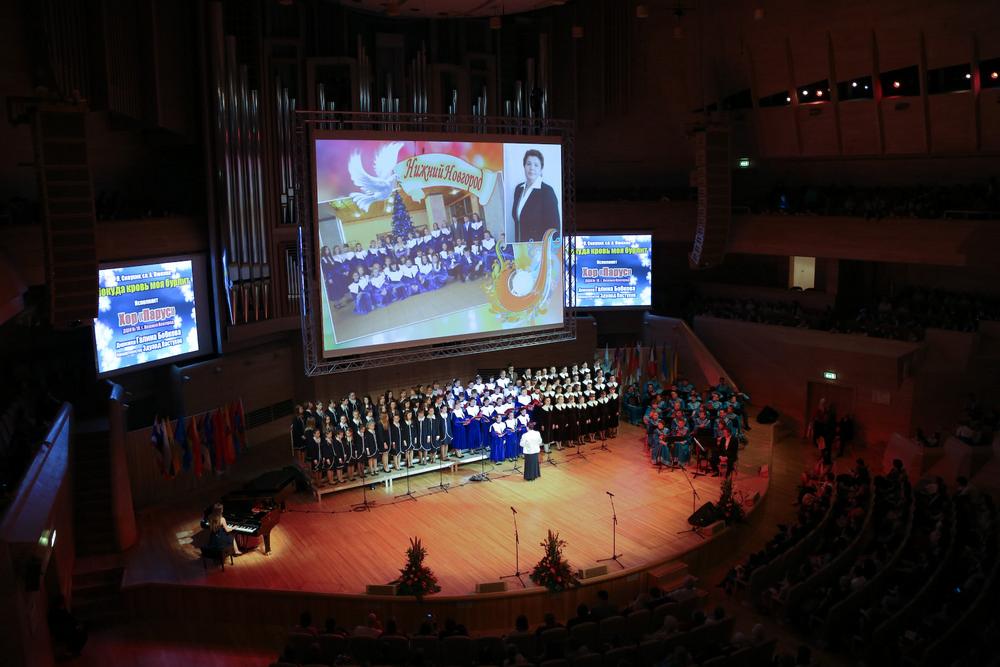 апреля 11 2016 год дом музыки светлановский зал термобелье CRAFT сочетает